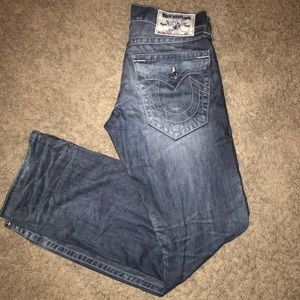 True Religion Bootcut Mens Sz 30 EUC